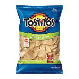 Tostitos Hint of Lime Tortilla Chips by Tostitos
