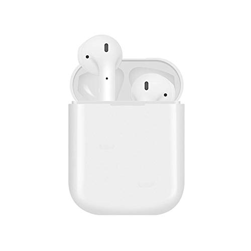 Price comparison product image BTOHEPH Wireless Earbuds Bluetooth I12 TWS Bluetooth Headset I13 TWS Bluetooth Headset Touch Wireless Binaural Bluetooth in-Ear Mini Headphones Built-in Mic and Portable Charging Case
