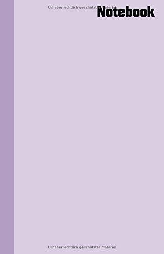 Notebook: Das linierte Notizbuch im A5 Format | Auch als Tagebuch oder Zeichenheft nutzbar | Super süßes & schönes Design | Sei kreativ und schreibe dein Gedanken nieder Taschenbuch – 1. Oktober 2018 Schöne Notizen Independently published 1726613836