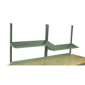 Stackbin Angled Cantilevered Shelf Pair, 88