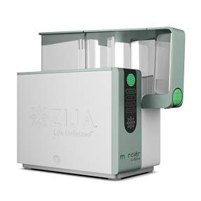 Zija Morcler Water Filtration Purification Countertop System - Exclusive 6 Stage Reverse Osmosis Technology Moringa Filter - No Plumbing Installation Required
