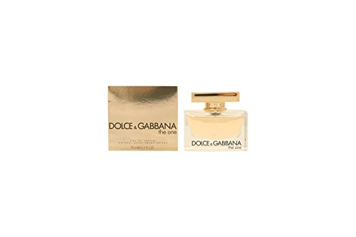 The One By Dolce & Gabbana For Women. Eau De Parfum Spray 2.5-Ounces