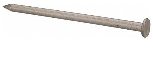 3'' Long, Common Nail Aluminum 1 Pound Box