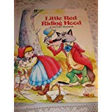 Little Red Riding Hood: A full-color storybook (Jumbo picture storybooks)