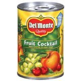 Del Monte Fruit Cocktail 15.25 oz (Pack of 12)