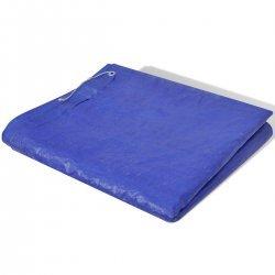vidaXL Cubierta Piscina Rectangular PE Azul 400x207cm Toldo Protección Jacuzzi: Amazon.es: Hogar