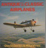 Antique and Classic Airplanes (Osprey Colour Series)