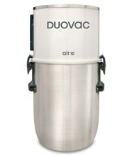 DuoVac Air 10 Power Unit – CENTRAL VACUUM SYSTEM