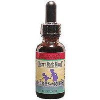 Bark 1 Ounce Herb (Herbs For Kids Cherry Bark Blend Liquid, 1 Ounce -- 3 per case.)
