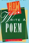 How to Write a Poem, Margaret Ryan, 0531112527