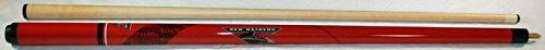 Red Raiders Cue Pool (wave Texas Tech Red Raiders Billiard Cue Stick - Blizzard Pool Cue College Football)