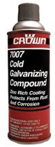 Crown 205-7007 Cold Galvanizing Compound (Aerosol Can), 1...