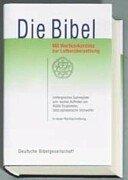 Bibelausgaben, Die Bibel nach der Übersetzung Martin Luthers, mit Wortkonkordanz (Nr,1108)