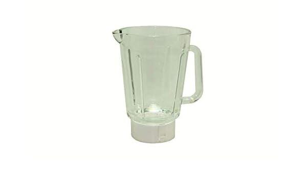 Cuenco de cristal licuadora con base nivelante referencia: ms-0 ...