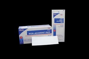 3x8 Sterile Non-adherent Pad - 600 Pads