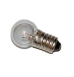 Light Bulb Screw In: Pack of 10 E10 Miniature Screw Base Light Bulbs, 1.5V / 0.3A,Lighting