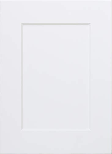 Cabinet Doors N More 13 X 22 Replacement White Rtf Shaker