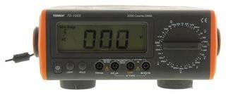 Tenma 72-1055 Benchtop Digital Multimeter with Capacitance, Frequency Temp