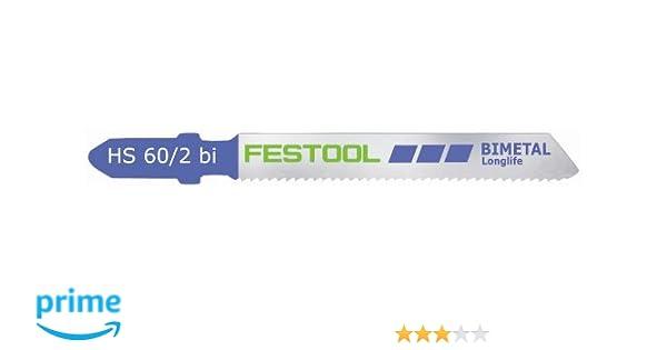 Jigsaw blade HS 60//1,2 BI//5