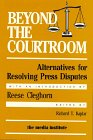 Beyond the Courtroom 9780937790441