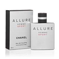 ALLURE HOMME SPORT Eau De Toilette Spray for Men (3.4 Fl OZ) by PARIS HOMME by PARIS HOMME
