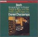 Bach: Toccata & Fugue in D minor / Prelude, Largo & Fugue in C / Prelude & Fugue in E flat