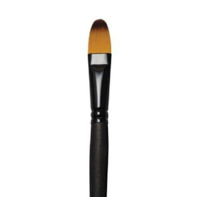 Royal & Langnickel R4100T-16 Taklon Acrylic and Oil Brush Filbert 16