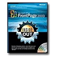 0-7356-1510-1 - Microsoft Office FrontPage 2003 - Inside Out - reference book - CD, English