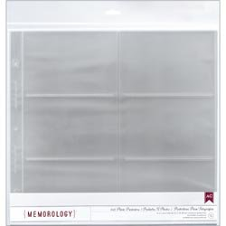 "Bulk Buy: American Crafts Photo Protectors With Sleeves 12""X"