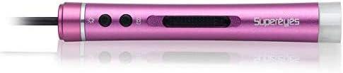Knoijijuo Pen Holder Type 2 Million Pixel HD USB Electronic Micro Magnifying Glass Mobile Phone Portable Maintenance Mirror Metal Material