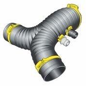 ajile abrazadera pl/ástico de nylon negro para cable /qhc113/X 20-fba conductos /Bolsita de 20/piezas/ tubos flexibles y tubos di/ámetro 13,1/a 15,1/mm/