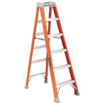 Fbrgls Advent Step Ladder 12Ft 78In