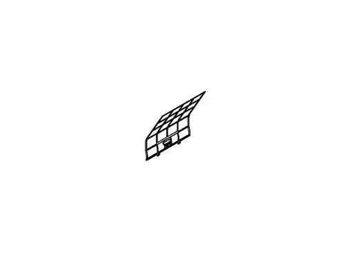 エアフィルター(左右共用) 【CWD001300】 エアコン(CS-2* 数字で始まる)フィルター