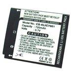3.7V 720mAh Battery For EasyShare M340, EasyShare M341, Easy