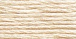 Bulk Buy  Dmc Thread Six Strand Embroidery Cotton 8 7 Yards Ecru 117 Ecru  12 Pack