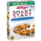 Smart Cereal Original Antioxidants 17.5 OZ (Pack of 24) by Start Smart