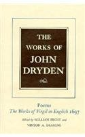 The Works of John Dryden, Volume V: Poems, 1697