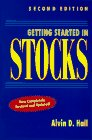Getting Started in Stocks, Alvin D. Hall, 0471025720