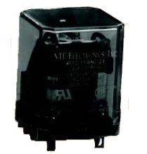 NTE Electronics R10-14A10-120 Series R10 General Purpose AC Relay, 3PDT-NO Contact Arrangement, 10 Amp, 120 VAC