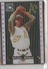 (Vida Blue (Baseball Card) 1993 Metallic Impressions Cooperstown Collection - Collector's Tin [Base] #2)