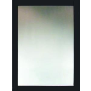 Erias Home Designs Cambridge 24 In. X 18 In. Wood Framed Mirror in ...