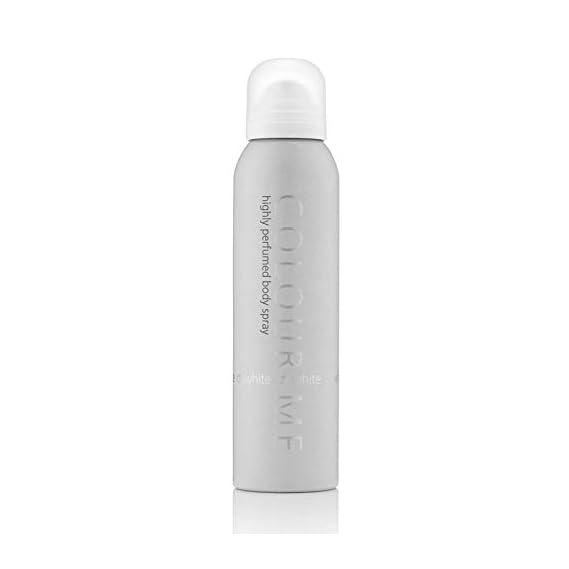 Colour Me Body Spray (White), 150ml