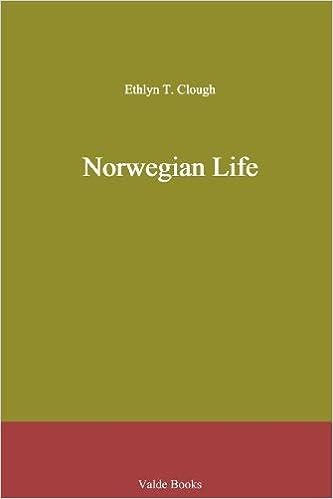 Book Norwegian Life