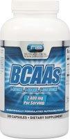 Vitacost BCAAs L-Leucine, L-Valine, L-Isoleucine — 2,400 mg per serving – 300 Capsules Review
