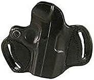 Desantis Mini Slide Holster Glock 17/19/26, Right Hand, Black