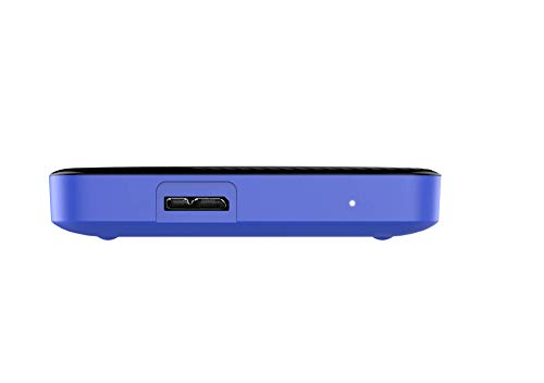 WD 4TB Gaming Drive Works with Playstation 4 Portable External Hard Drive - WDBM1M0040BBK-WESN by Western Digital (Image #4)