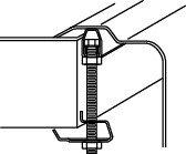 Elkay LK464 Chrome Water Cooler/Chiller Accessories by Elkay