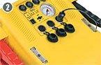 PowerPlus POWX410/D/émarreur de batteries multifonction 4/en 1/ 12/V