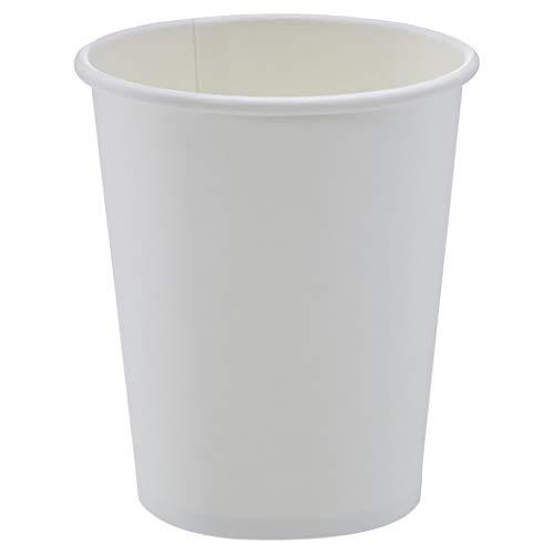 AmazonBasics Compostable PLA Laminated Hot Paper Cup, 8