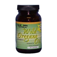 California Natural Wild Oregano Oil 90ct (2 Pack)
